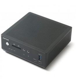 ZOTAC Barebone ZBOX MI660 nano Intel Core i7-8550U Quad Core 1.8 GHz No Ram No Hard Disk 2xUSB 3.1 5xUSB 3.0 S. O. Non Incluso D