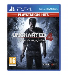 SONY PS4 - Uncharted 4:...