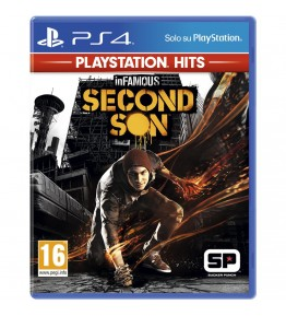 SONY PS4 - Infamous: Second...
