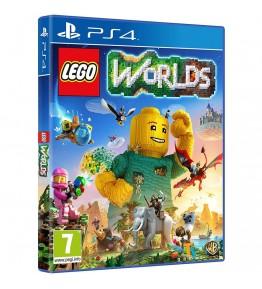 WARNER BROS PS4 - LEGO Worlds