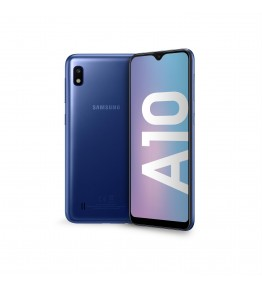 SAMSUNG Galaxy A10 Blu 32 GB 4G / LTE Dual Sim Display 6.2 HD+ Slot Micro SD Fotocamera 13 Mpx Android - 1
