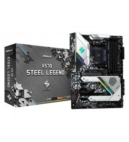 Asrock X570 Steel Legend...