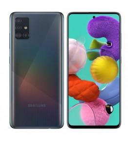 SAMSUNG Galaxy A51 Nero 128 GB 4G/LTE Dual Sim Display 6.5 Full HD+ Slot Micro SD Quadrupla Fotocamera Android - 3