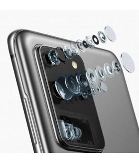 "SAMSUNG Galaxy S20 Ultra 5G Cosmic Gray 128 GB Display 6.9"" QHD+ Slot Micro SD Quadrupla Fotocamera Android - 1"