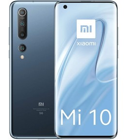 "XIAOMI Mi 10 Grigio 128 GB 5G Dual Sim Display 6.67"" Full HD+ Fotocamera 108 Mpx Android - 1"