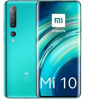 XIAOMI Mi 10 Coral Green 128 GB 5G Dual Sim Display 6.67 Full HD+ Fotocamera 108 Mpx Android - 1