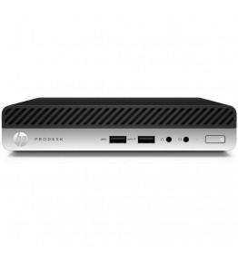 HP Mini Pc EliteDesk 800 G5 Intel Core i7-9700 Octa Core 3.0 GHz Ram 8 GB SSD 256 GB 4xUSB 3.1 3xUSB 3.0 Windows 10 Pro - 1
