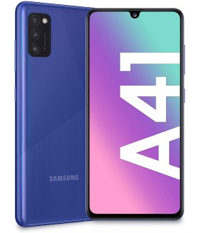 "SAMSUNG Galaxy A41 Blu 64 GB Dual Sim Display 6.1"" Full HD+ Slot Micro SD Fotocamera 48 Mpx Android - 1"