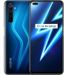 "REALME 6 Pro Blu 128 GB 4G / LTE Dual Sim Display 6.6"" Full HD+ Slot Micro SD Fotocamera 64 Mpx Android - 1"