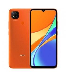 "XIAOMI Redmi 9C Arancione 2GB/32GB Dual Sim Display 6.53"" HD+ Slot Micro SD Fotocamera 13 Mpx Android - 1"