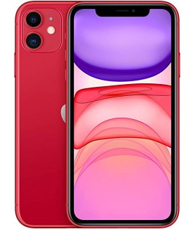 Apple iPhone 11 64 GB (Product) Rosso - 1