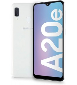 SAMSUNG Galaxy A20e Bianco 32 GB 4G / LTE Dual Sim Display 5.84 HD Slot Micro SD Fotocamera 13 Mpx Android Operatore - 2