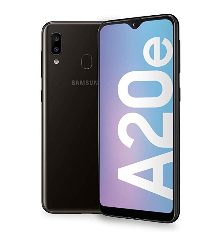 SAMSUNG Galaxy A20e Nero 32 GB 4G / LTE Dual Sim Display 5.84 HD Slot Micro SD Fotocamera 13 Mpx Android Operatore - 1