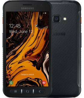Samsung G398 Galaxy Xcover 4S 4G 32GB 3GB RAM Nero Display 5 HD Slot Micro SD Fotocamera 16 Mpx Android - 1