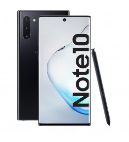 SAMSUNG Galaxy Note10 Aura Black 256GB Display 6.3 FullHD+ Tripla Fotocamera S-Pen Android Operatore - 1