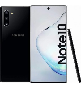 SAMSUNG Galaxy Note10 Aura Black 256GB Display 6.3 FullHD+ Tripla Fotocamera S-Pen Android Operatore - 2
