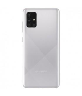 "SAMSUNG Galaxy A71 Argento 128 GB Dual Sim Display 6.7"" Full HD+ Slot Micro SD Fotocamera 64 Mpx Android - 1"