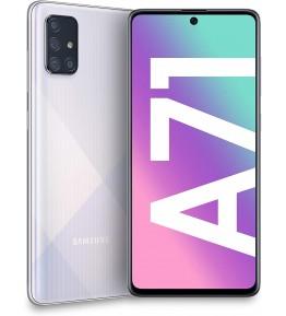 "SAMSUNG Galaxy A71 Argento 128 GB Dual Sim Display 6.7"" Full HD+ Slot Micro SD Fotocamera 64 Mpx Android - 2"