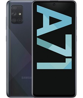 SAMSUNG Galaxy A71 Prism Crush Nero 128 GB 4G / LTE Dual Sim Display 6.7 Full HD+ Slot Micro SD Quadrupla Fotocamera Android - 2