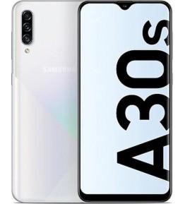 "SAMSUNG Galaxy A30s Bianco 128 GB 4G / LTE Dual Sim Display 6.4"" HD+ Slot Micro SD Fotocamera 25 Mpx Android - 2"