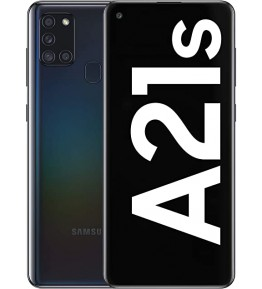 "SAMSUNG Galaxy A21s Nero 32 GB Dual Sim Display 6.5"" HD+ Slot Micro SD Fotocamera 48 Mpx Android - 1"