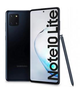 "SAMSUNG Galaxy Note 10 Lite Nero 6GB/128GB 4G / LTE Display 6.7"" Full HD+ Slot Micro SD Tripla Fotocamera Android - 1"