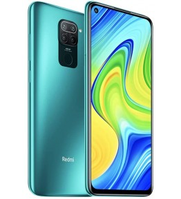 XIAOMI Redmi Note 9 Verde 64 GB Dual Sim Display 6.53 Full HD+ Slot Micro SD Quadrupla Fotocamera Android - 3