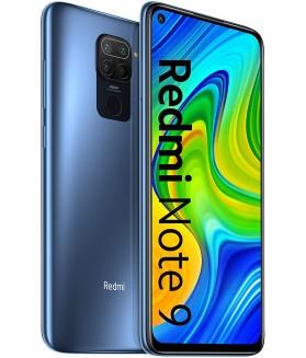 "XIAOMI Redmi Note 9 Grigio 64 GB Dual Sim Display 6.53"" Full HD+ Slot Micro SD Quadrupla Fotocamera Android - 3"