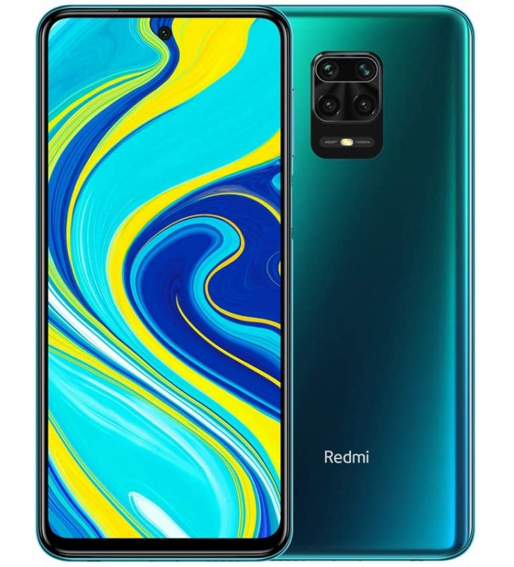 "XIAOMI Redmi Note 9s Blu   4GB/64GB  Dual Sim Display 6.67"" Full HD+ Slot Micro SD Quadrupla Fotocamera Android - 3"