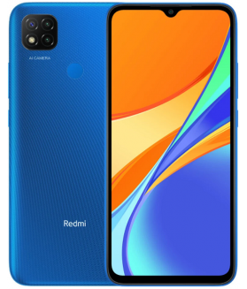 "XIAOMI Redmi 9C Blu 3GB/64GB Dual Sim Display 6.53"" HD+ Slot Micro SD Fotocamera 13 Mpx Android - 1"