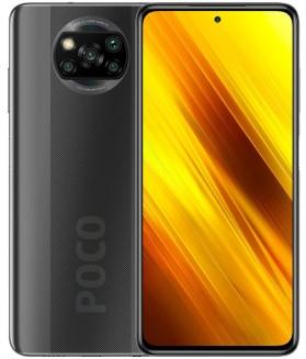 "XIAOMI Poco X3 NFC Grigio 6GB/128GB Dual Sim Display 6.67"" Full HD+ Slot Micro SD Fotocamera 64 Mpx Android - 1"