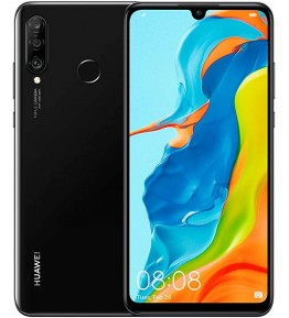 "HUAWEI P30 Lite New Edition Nero 256 GB 4G / LTE Dual Sim Display 6.15"" Full HD+ Slot Micro SD Tripla Fotocamera Android - 2"