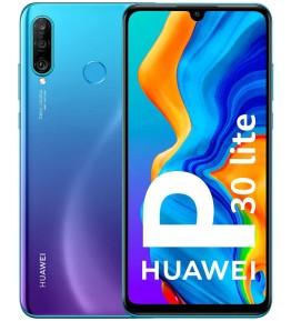 "HUAWEI P30 Lite New Edition Blu 256 GB Dual Sim Display 6.15"" Full HD+ Slot Micro SD Fotocamera 48 Mpx Android Operatore - 2"