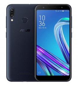 "ASUS Zenfone Max M1 Nero 16 GB 4G / LTE Display 5.5"" Full HD Slot Micro SD Fotocamera 13 Mpx Android - 1"