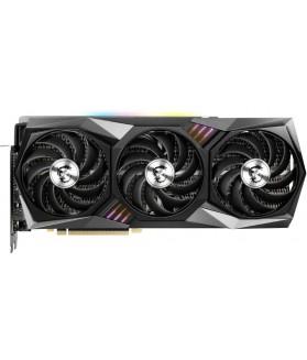 MSI RTX 3080 GAMING X TRIO 10G graphics card NVIDIA GeForce RTX 3080 10 GB GDDR6X - 5