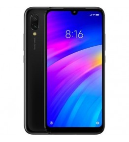 XIAOMI Redmi 7 Nero 64 GB 4G / LTE Dual Sim Display 6.26 HD+ Slot Micro SD Fotocamera 12 Mpx Android - 1