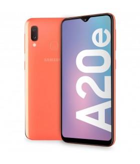 SAMSUNG Galaxy A20e Corallo 32 GB 4G / LTE Dual Sim Display 5.84 HD Slot Micro SD Fotocamera 13 Mpx Android Operatore  - 1