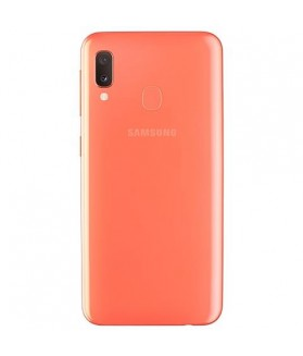 SAMSUNG Galaxy A20e Corallo 32 GB 4G / LTE Dual Sim Display 5.84 HD Slot Micro SD Fotocamera 13 Mpx Android Operatore  - 4