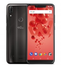 WIKO View 2 Plus Antracite...