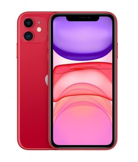 Apple iPhone 11 128 GB (Product) Rosso - 1