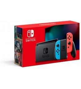 NINTENDO Console Switch Joy Colore Rosso / Blu / Nero - 1